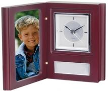 Book Style Clock/Frame