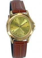 Champlain Watch With Gold & Matte Gold Casing