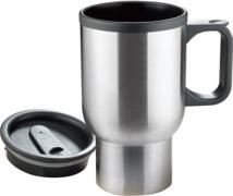 Bishop Stainless Travel Mug 16oz
