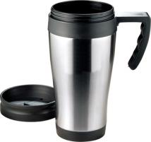 Knight Stainless Travel Mug 16oz