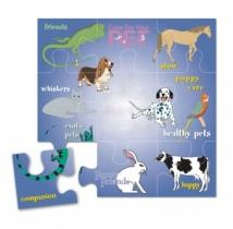 Message Magnet Puzzle - .020 Thickness - 4 Color Process