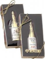 Chocolate Champagne Bottle (1oz)