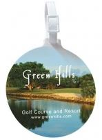 Newark Golf Tag