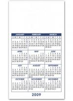 VagaBond Vertical Calendar - .025 Thickness
