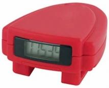 Top-View Stepper Pedometer