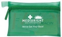 Translucent Personal First Aid Kit