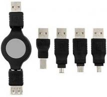 USB 2.0 Multi Adapter & Extension