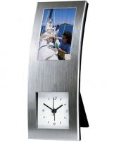 "2""x3"" Photo Display Arch Clock Frame"
