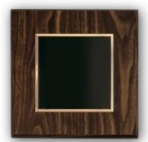 "10"" Square LegendWood Corporate Plaque"