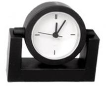 Standard Desk Clock - Black