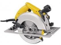 Dewalt Heavy-duty 7-1/4- (184mm) Circular Saw/Rear Pivot