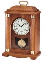 Solid Oak Mantle Clock