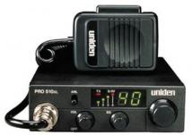 40 Channel Compact Mobile CB Radio