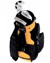 Power Bilt Orange 3.6 Complete Golf Set-3 to 6 Years