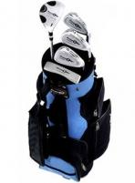 Silver 4.4 Series Junior Complete Golf Set-6 to 9 Yrs