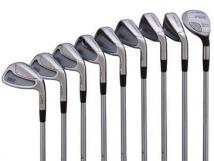 Adams Golf Idea PRO Irons With Steel Sha