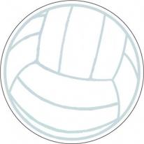 Sports Magnets - Volleyball