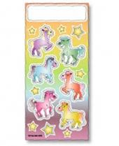 Fun & Fantasy Stickers - Ponies