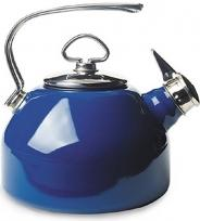 1.8-quart Classic Enamel Tea Kettle