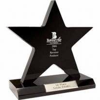 Large Star Award - Silkscreen