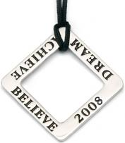 Declaration Necklace - Square