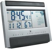 Radio Controlled Atomic Desk Clock