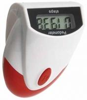 Designer Top-View Pedometer