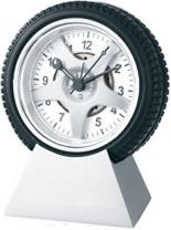 Tire Shaped Clock