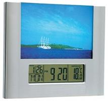 4 X 6 Picture Frame/Clock