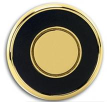 Round Brass Coaster Weight Coasters