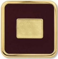 Brass Square Coaster Weight Coasters