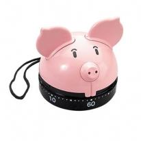 60 Minute Kitchen Timer (Pig)