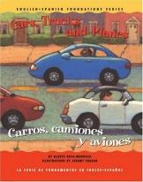 Children: Bilingual: Cars, Trucks & Planes