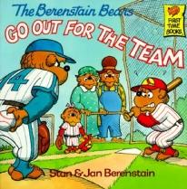 Children: The Berenstain Bears Go Out For The Team