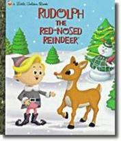 Little Golden Book: Rudolph The Red-Nosed Raindeer