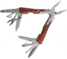 Wood Handle Multi-Function Mini-Tool