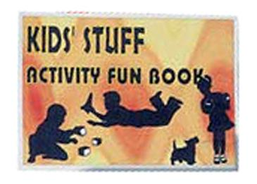 Safety Fun Activity Book