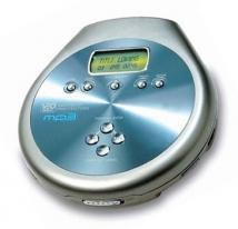 Personal MP3/CD Player/AM/FM Digital