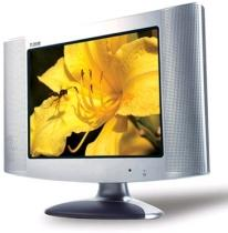 "17"" TFT LCD TV/Monitor by Coby"