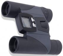 Carson Trailfinder 10x25mm Digital Compass Binocular