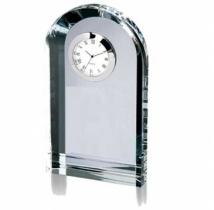 Optica Crystal Clock