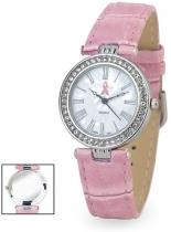Awareness Rhinestone Watch