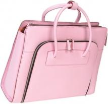 Mcklein Lake Forest Leather Womens Briefcase