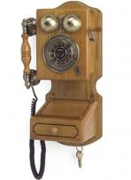 Crosley 1920S Country Kitchen Oak Phone