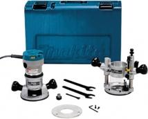 Makita 2-1/4 HP Router Kit With Case