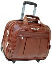 Damen Detachable-wheeled Laptop Case