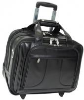 Chicago Wheeled Laptop Overnight W/ Removable Brief