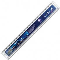 "12"" Photo Image Ruler"