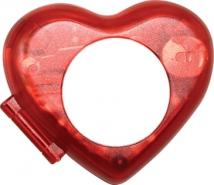 The Heart Pedometer (Patent D539,179)