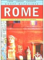 Travel Guides: Knopf Mapguides: Rome